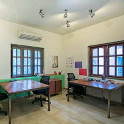 Coworking Spaces Private Cabin